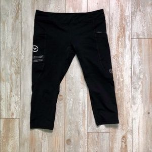 Virus Stay Cool Compression Crop Pants